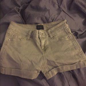 Pants - Celebrity pink olive shorts